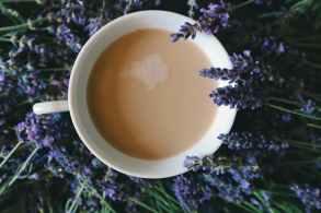aromatherapy aromatic caffeine close up