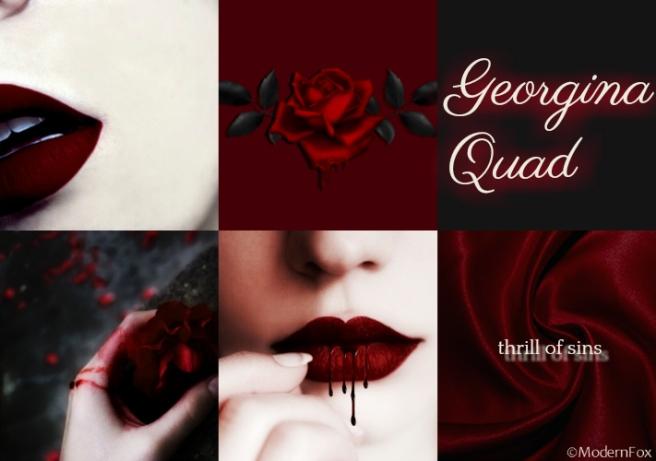Georgina Quad aesthetic c