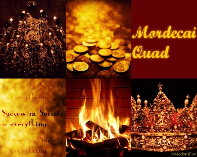 Mordecai Quad aesthetic c